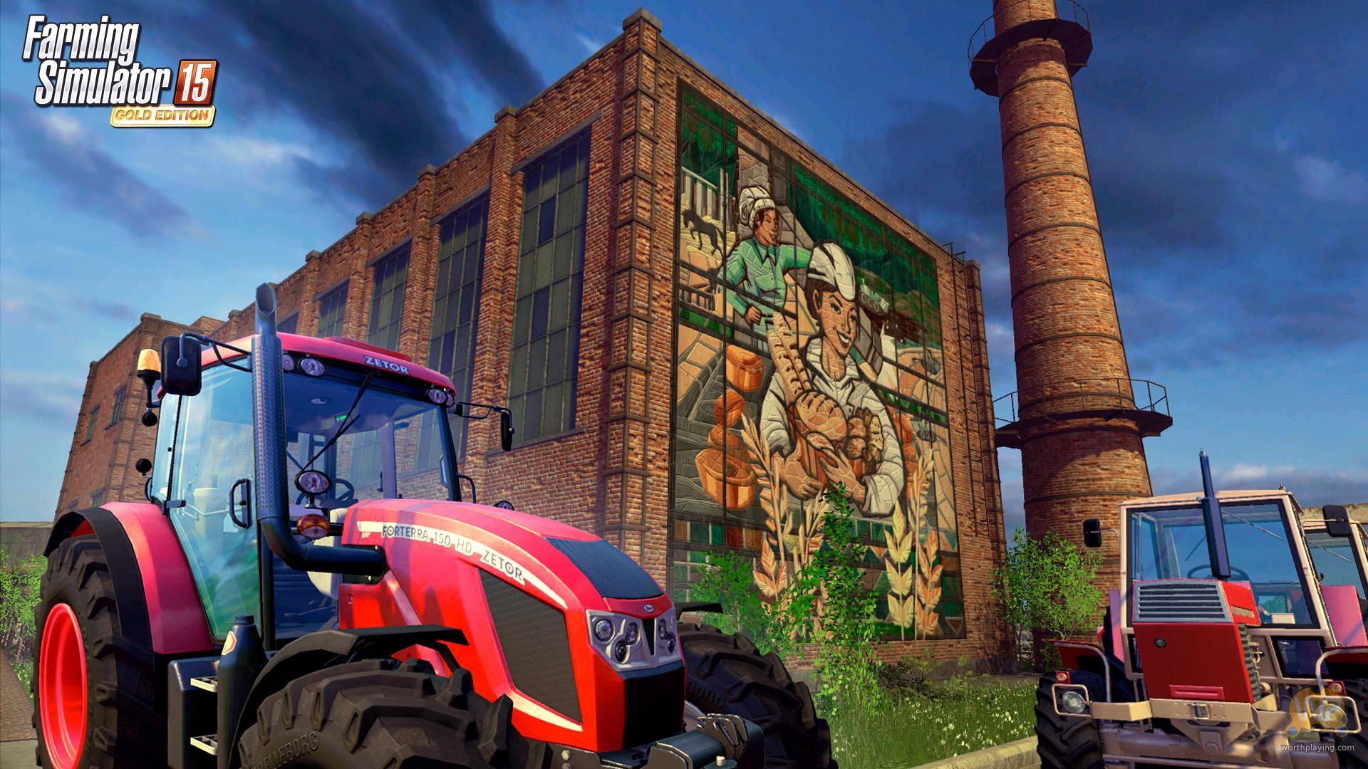 Farming Simulator 15 моды для Леса